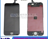 Black iPhone 5s Full Original LCD screen Digitizer Assembly Replacement,Low Price For iPhone 5s display