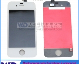 White iPhone 4 Full Original LCD screen Digitizer Assembly Replacement,Low Price For iPhone 4 display