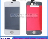 White iPhone 4s Full Original LCD screen Digitizer Assembly Replacement,Low Price For iPhone 4s display