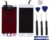 "White iPhone 6 plus 5.5"" Full Original LCD screen Digitizer Assembly Replacement,Low Price For iPhone 6 plus 5.5"" display OEM"